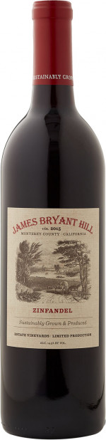 James Bryant Hill Zinfandel 2018