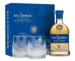 Kilchoman Single Malt Machir Bay + 2 Szklanki