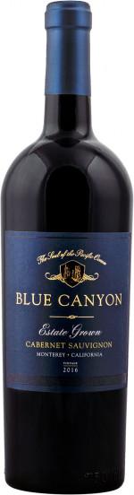 Blue Canyon Cabernet Sauvignon 2018