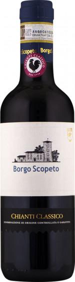 Borgo Scopeto Chianti Classico 2016 Miniaturka