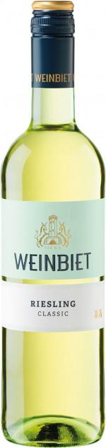 Weinbiet Riesling Classic 2019