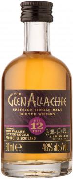 Glenallachie 12YO 46% 0,05 mini