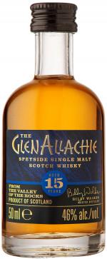 Glenallachie 15YO 46% 0,05 mini