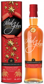 Paul John Single Malt CHRISTMAS EDITION