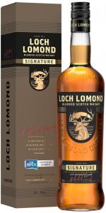 Loch Lomond Signature Blend