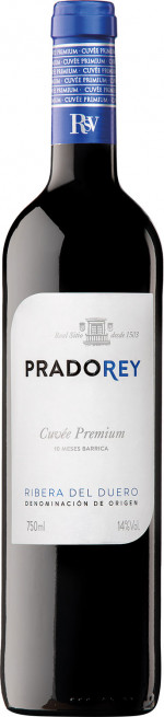 Pradorey Cuvee Premium 2018