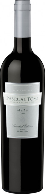 Pascual Toso Malbec Limited Edition 2018