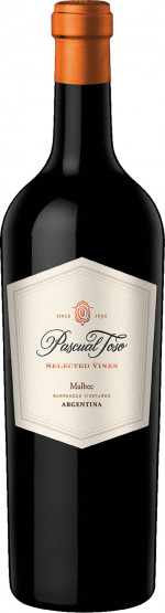 Pascual Toso Selected Vines Malbec 2018