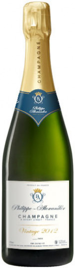 CHAMPAGNE PHILIPPE ALEXANDER 2012 VINTAGE 0,75