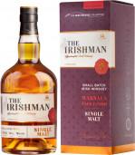 The Irishman Single Malt MARSALA FINISH