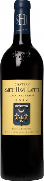 Chateau SMITH LAFITTE 2016