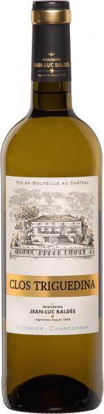 Clos Triguedina Viognier Chardonnay 2016