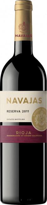 Navajas Reserva 2014