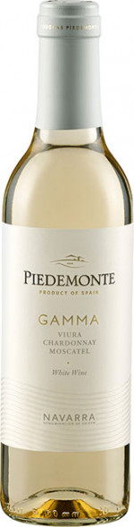 Piedemonte Gamma Blanco 0,375l 2020