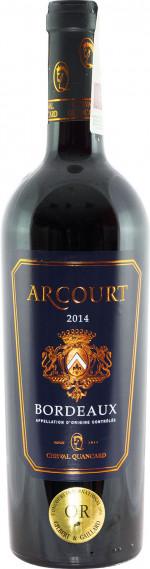 Arcourt Bordeaux Rouge 2018