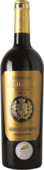 Chateau Meillier Bordeaux Superiore 2018