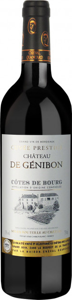 Chateau De Genibon Cuvee Prestige 2018