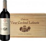 Chateau Vieux Cardinal Lafaurie 2015 Skrzynka 2 butelki