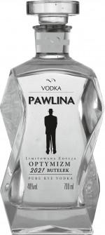 Pawlina Vodka Karafka Limited 2021 OPTYMIZM