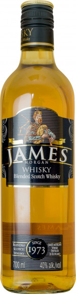 James Morgan Whisky Blended