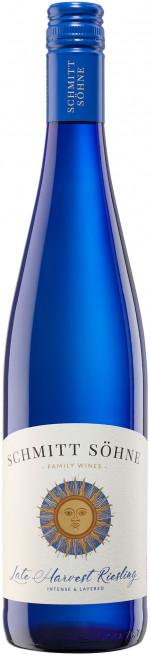 Schmitt Sohne Blue Riesling Spatlese 2019  LATE HARVEST