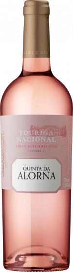 QUINTA DA ALORNA ROSE TOURIGA NAT 2020 0,75