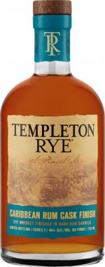 TEMPLETON RYE RUM CASK  0,7 46%