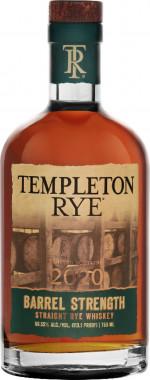 TEMPLETON RYE BARREL STRENGHT 0,7 56,55%
