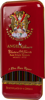 ARTURO FUENTE ANGEL'S SHARE RES. D'CHATEAU sampler 3