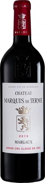 Chateau MARQUIS DE TERME 2015
