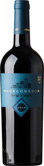 Borgo Scopeto Borgonero 2017 1,5l