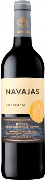 Navajas Gran Reserva 2011