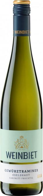 Weinbiet Mussbacher Gewurztraminer Kabinet Fruchtig 2020