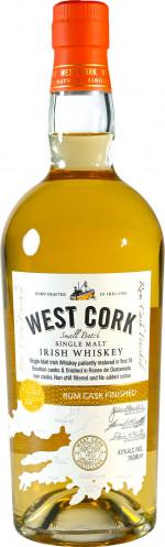 West Cork Rum Cask Malt Kartonik