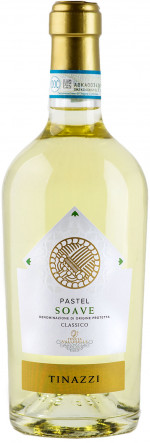 Pastel Soave 0,75 tinazzi 2020