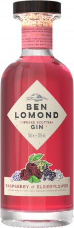 BEN LOMOND GIN RASPBERRY 0,5