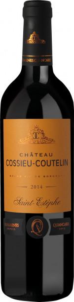 Chateau Cossieu Coutelin 2016