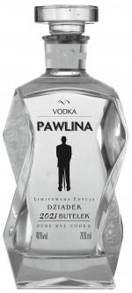 Pawlina Vodka Karafka Limited 2021 DZIADEK