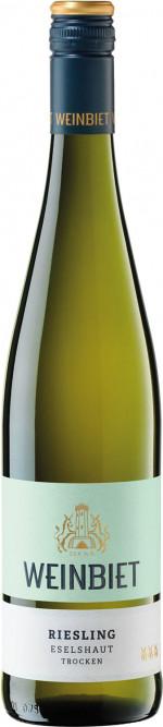Weinbiet Mussbacher Riesling Kabinet Trocken 2020