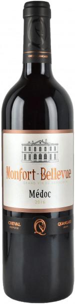 Monfort- Bellevue Medoc 2016