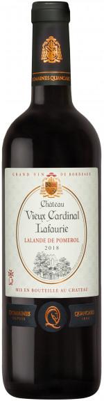 Chateau Vieux Cardinal Lafaurie 2018