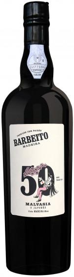 Barbeito Madeira 50 YO Malvasia