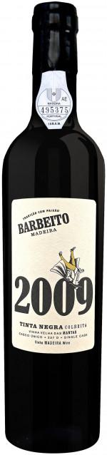Barbeito Tinta Negra 2009 Med Dry
