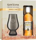 Glen Scotia Double Cask + GLASS 0,2