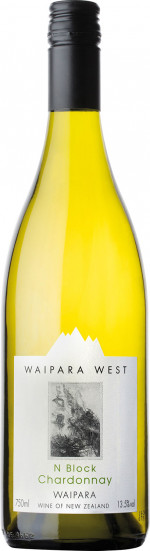Waipara West N Block Chardonnay 2018