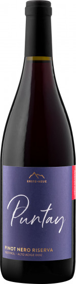 Puntay Pinot Nero Riserva E&N 2018