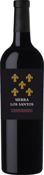 Sierra Los Santos Tinto Semi Dulce