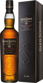 Glen Scotia 15 YO Single Malt