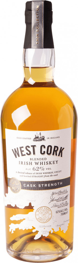 West Cork Cask Strenght