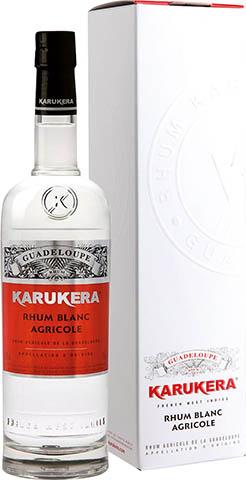 KARUKERA RHUM BLANC 0,7 KARTONIK